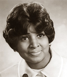 C. Delores Tucker