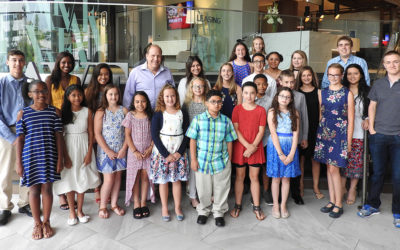 Leach Recognizes 46 Students with Good Citizenship Award