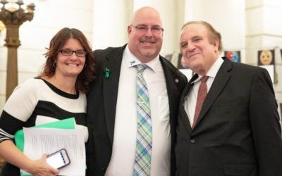Dinniman Honored by Brain Injury Community