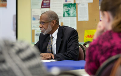 Senator Haywood Starts State-Wide Poverty Listening Tour