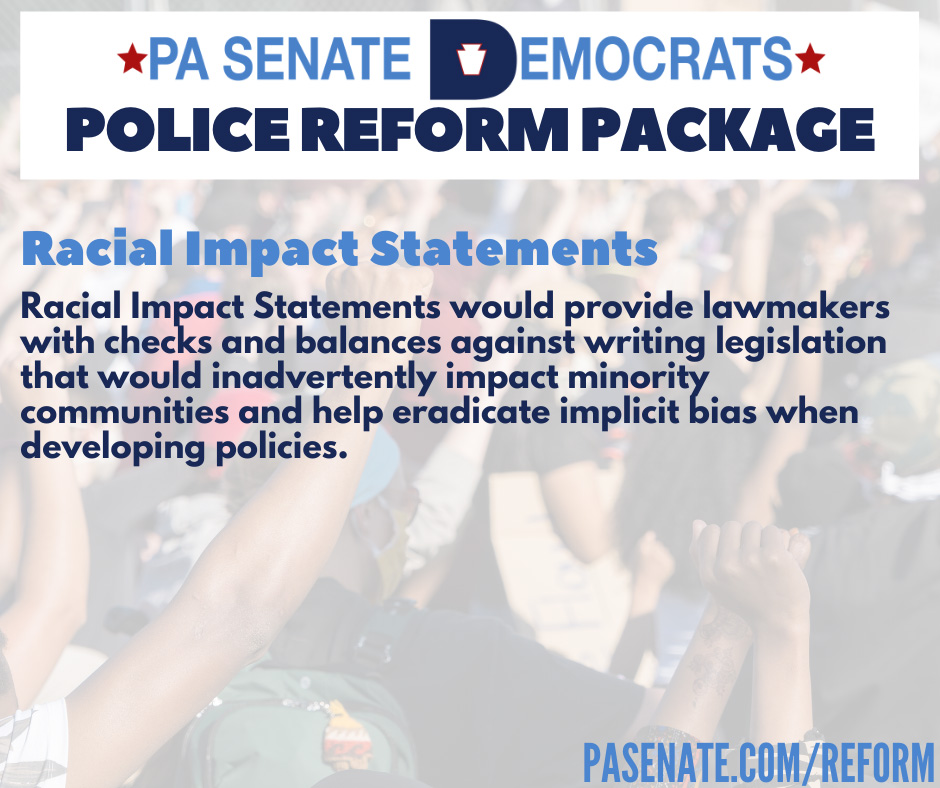 Racial Impact Statements